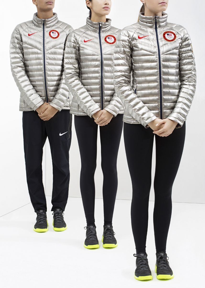 Nike Usa Flyknit Chukka