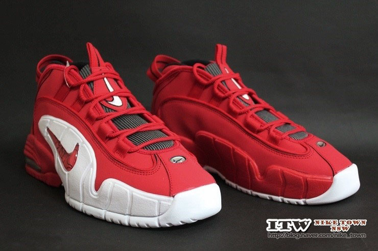 Nike Air Max Penny 1 Red 685153-600 (2)
