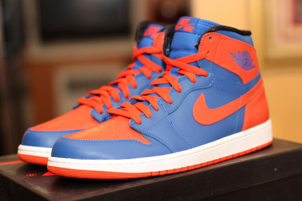Air Jordan I 1 Retro High OG Knicks