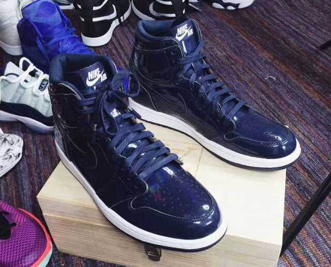 Air Jordan 1s Go High End with DSM