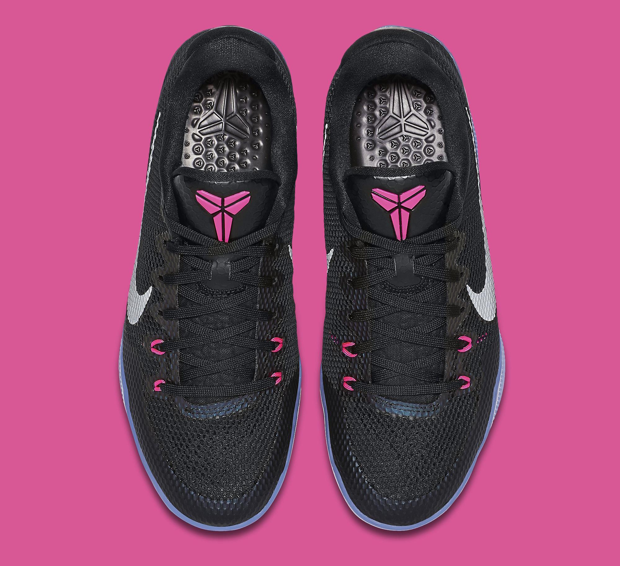 nike kobe 11 black pink
