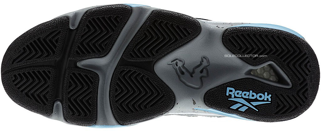 Reebok Instapump Shaq Attaq 4 Grey/Black-Blue (6)