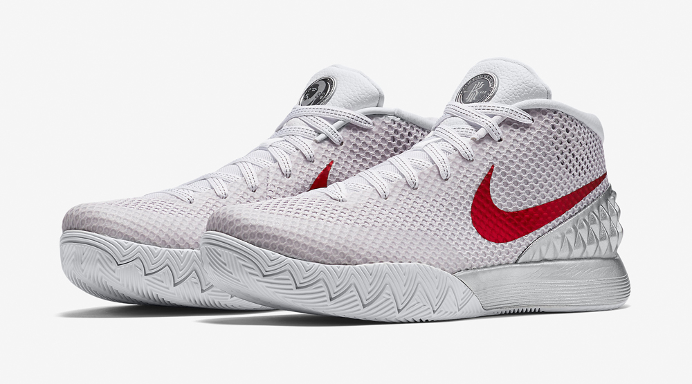 Double Nickel Kyrie 1 Images via Nike