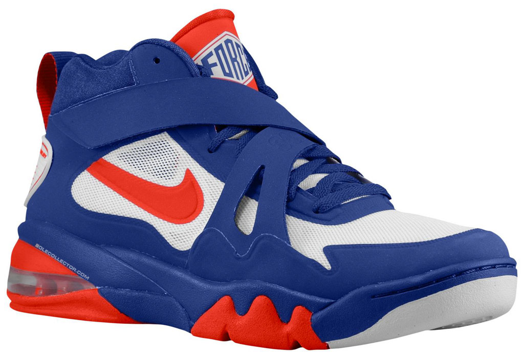 Nike Air Force Max CB 2 Hyperfuse Deep Royal White Chilling Red 616761-400 (1)