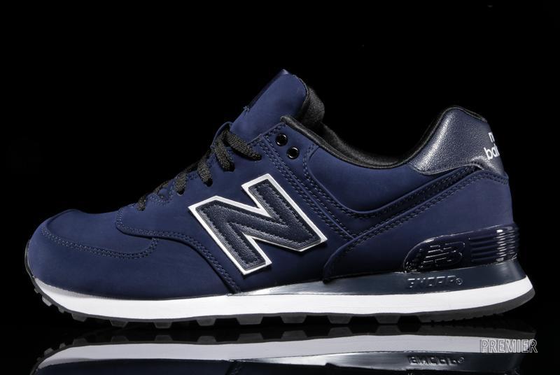 navy new balance 574