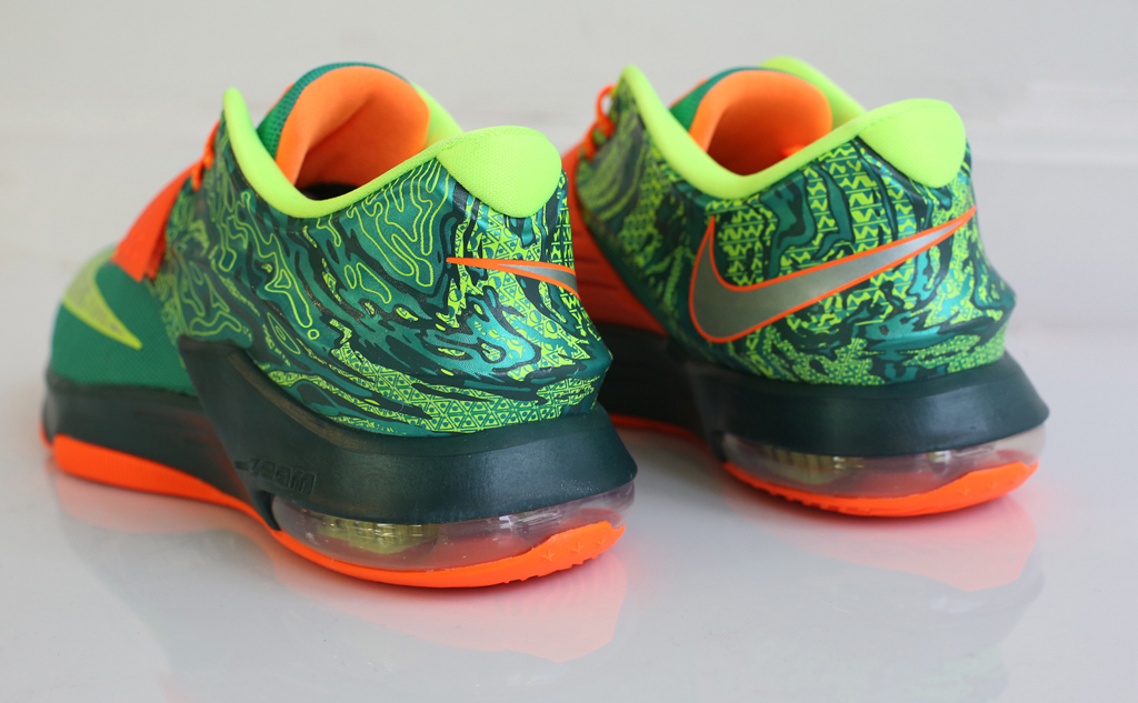 pretty nice c90eb 90281 Steal The Show With The Nike KD 7 u201cWeathermanu201d