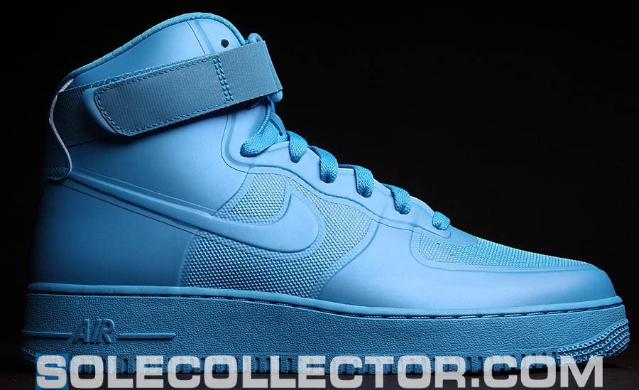 Closer Look // Nike Air Force 1 Hi Hyperfuse