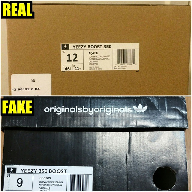 8e9033b9377e3 How To Tell If Your adidas Yeezy 350 Boosts Are Real or Fake