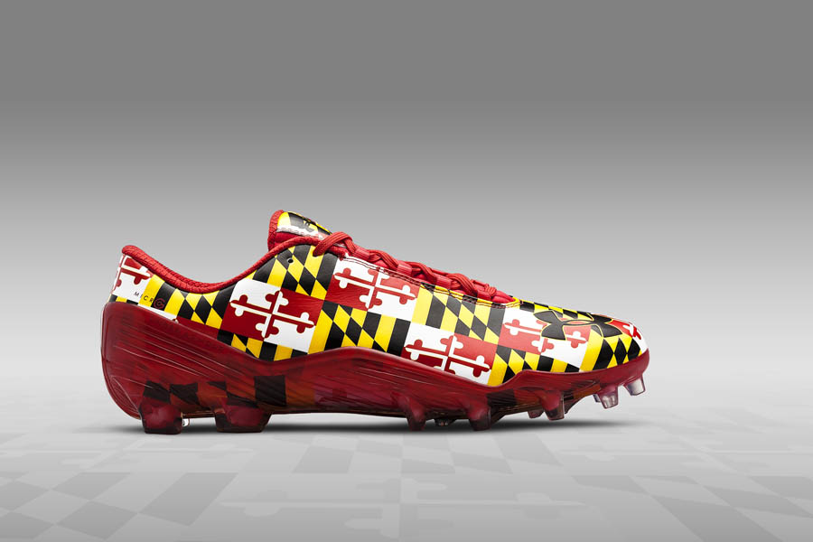 Under Armour University of Maryland Pride Uniforms & Cleats