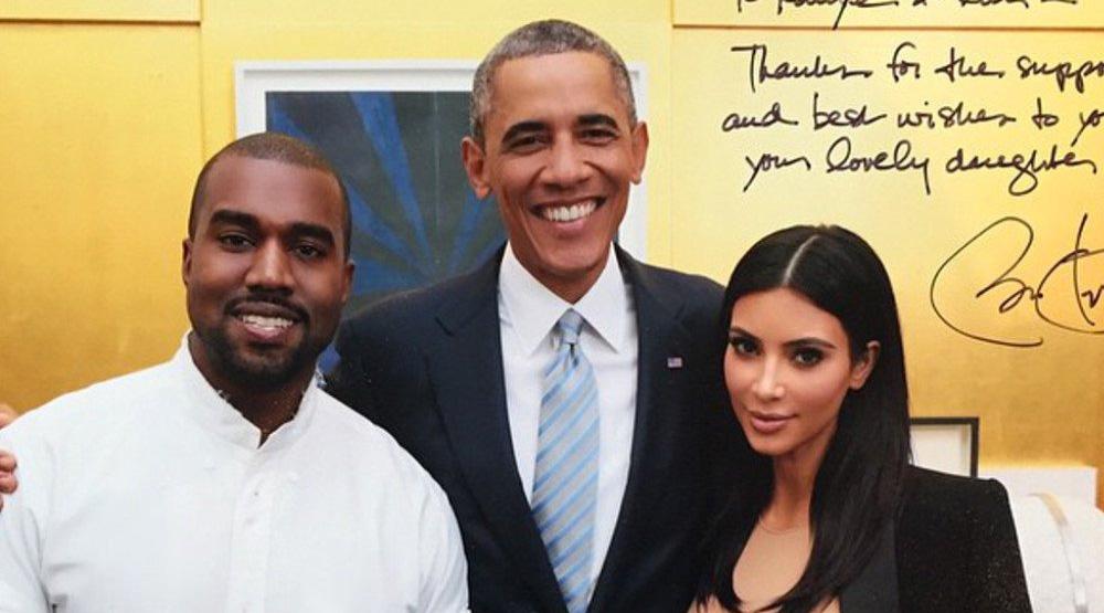 Kanye West Gave President Obama Free adidas Yeezys | Sole