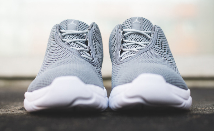 outlet store 8f640 a92fe Jordan Future Low Color  Grey Mist Cool Grey White Style    718948-003.  Price   145. Images via Nike