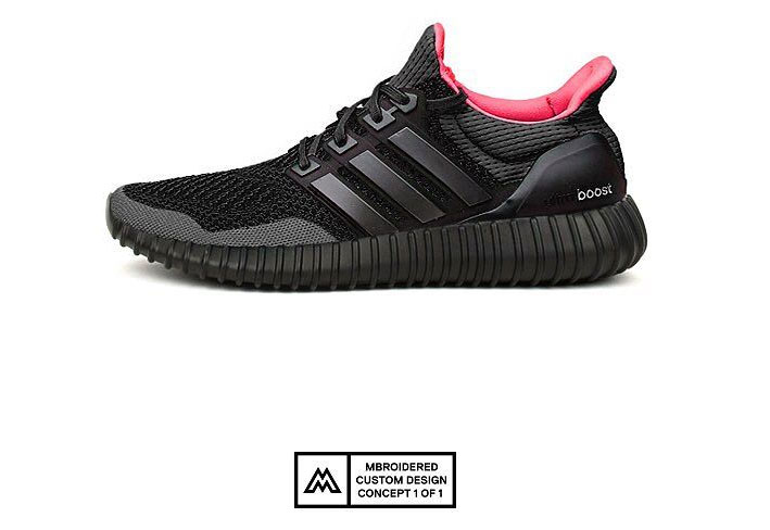 e4701c22d11d What adidas Ultra Boosts Look Like with Yeezy Soles