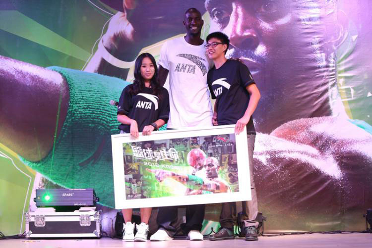 Kevin Garnett ANTA KG 3 III China Tour (4)