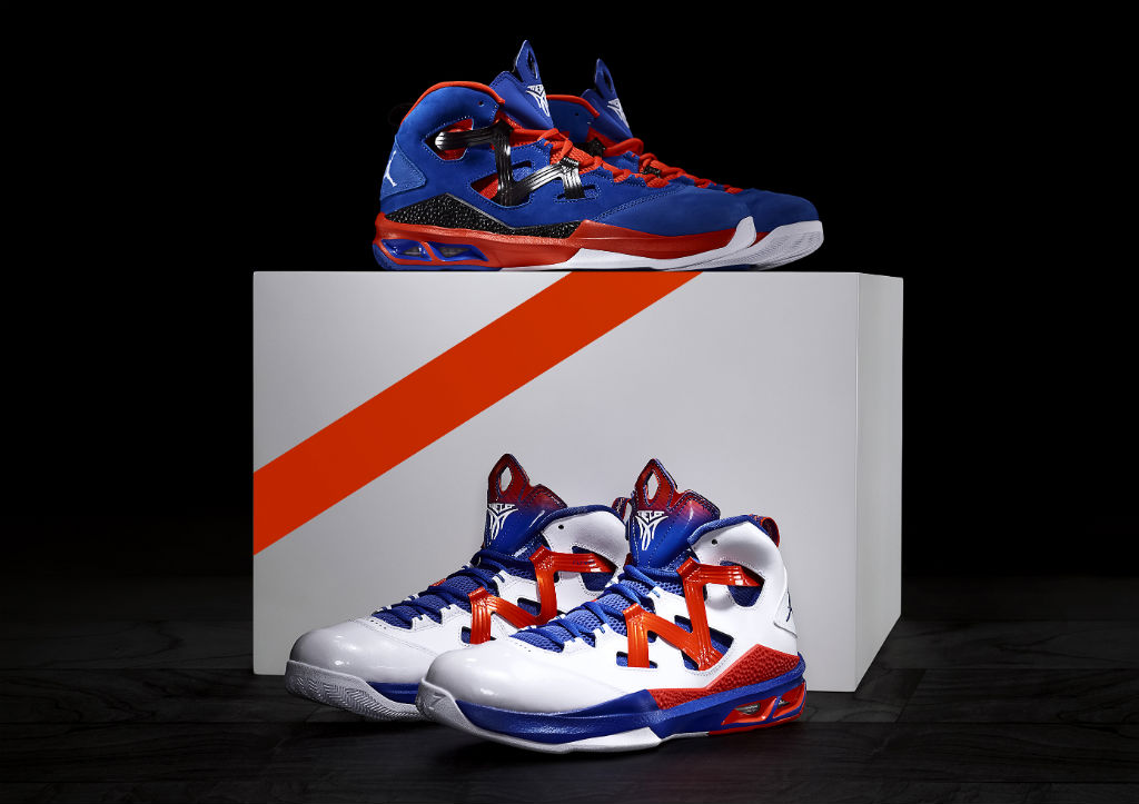 Jordan Melo M9 Carmelo Anthony Playoff Player Exclusives