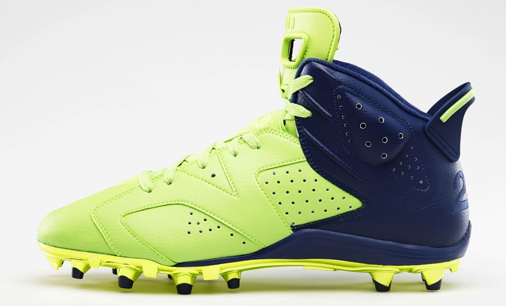 Air Jordan 6 Earl Thomas Super Bowl PE (1)