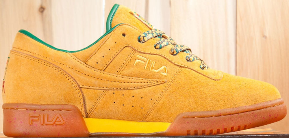 Fila Original Fitness Peach/Green