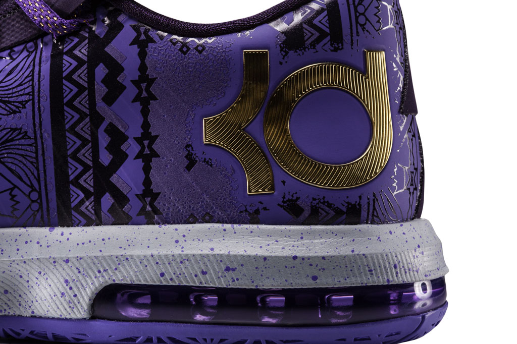 Nike Basketball & Jordan Black History Month 2014 Collection - KD 6 (2)