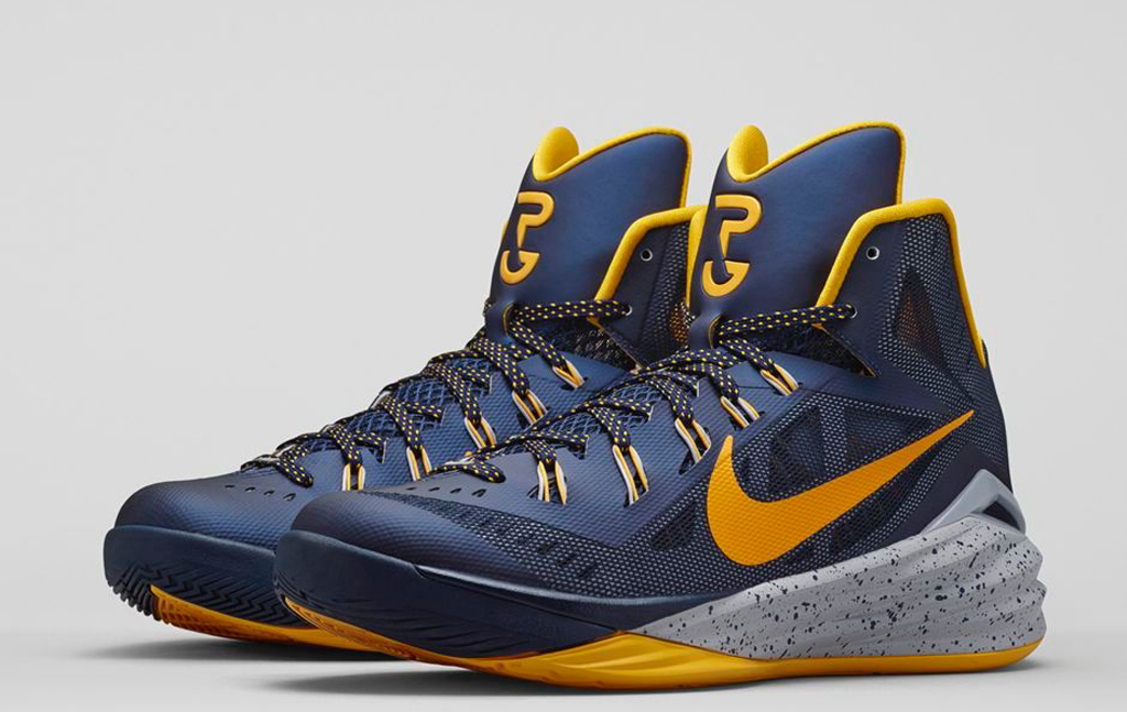 quality design 92a54 7d0e1 Paul George got his own Hyperdunk, and you will have a chance to get a pair  too.