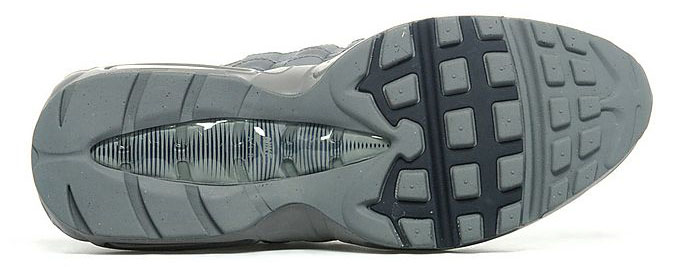 Nike Air Max 95 - Cool Grey/Obsidian (2)