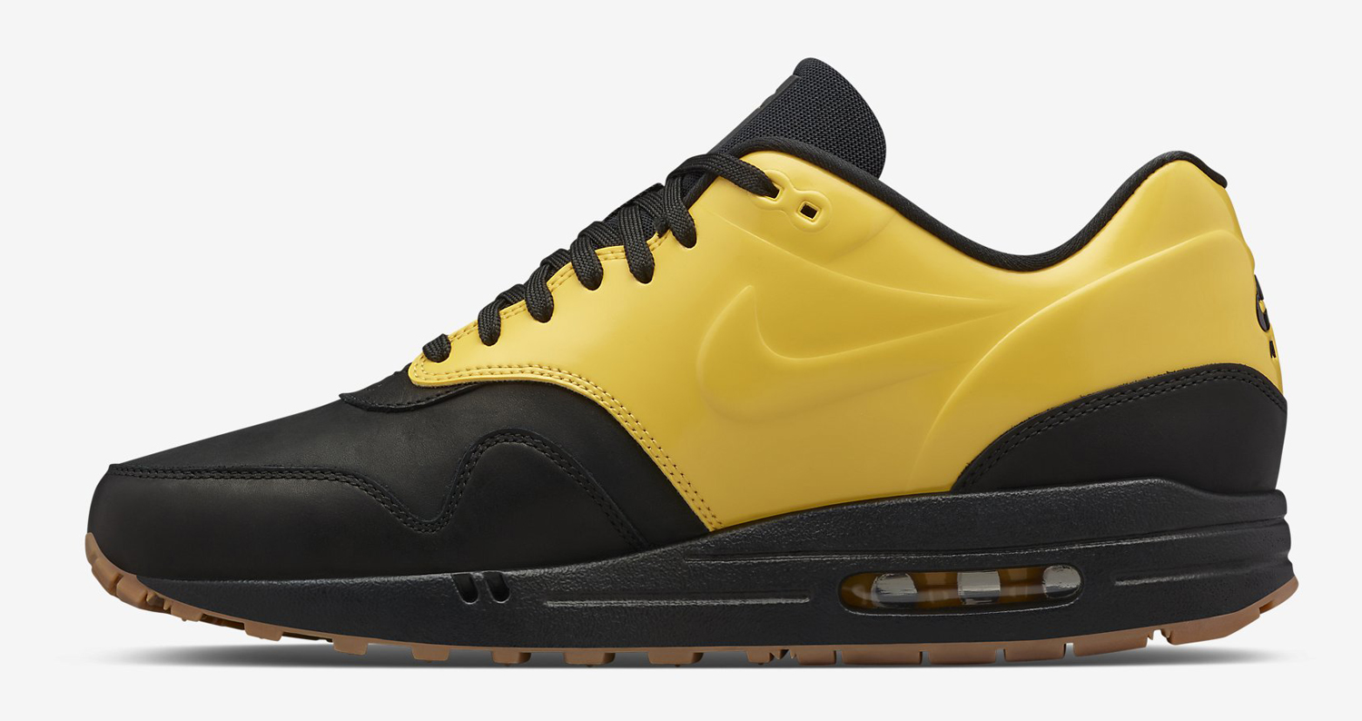 c27e19508d Nike Air Max 1 VT Color: Varsity Maize/Black/Varsity Maize Style #:  831113-700