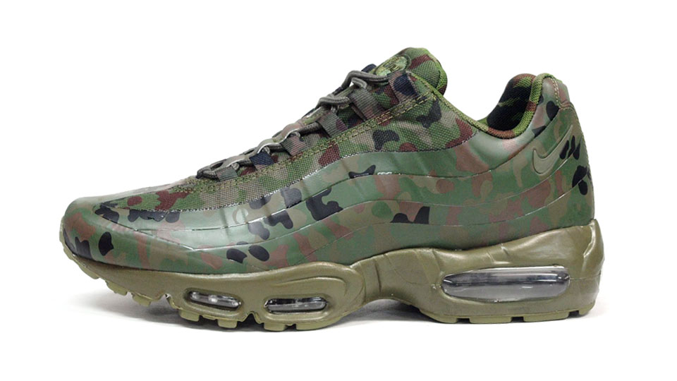 Nike Air Max 95 SP Japan Country Camo profile