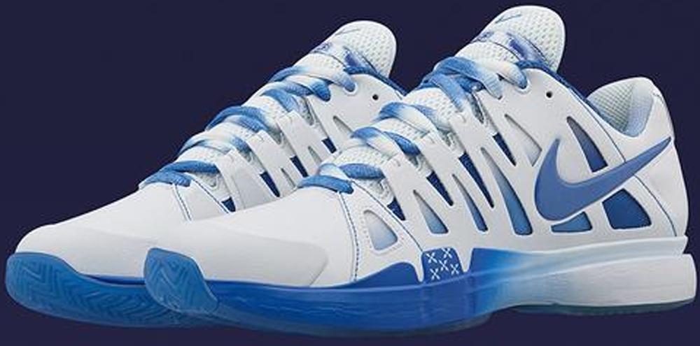 Nike Zoom Vapor 9 Tour Women's White/Blue Crystal
