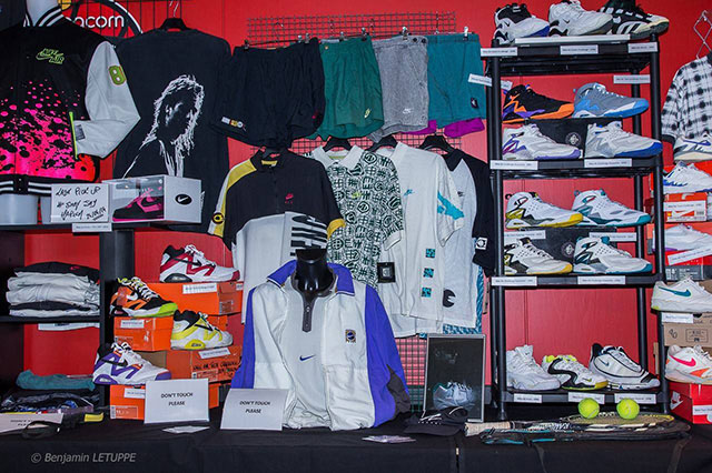 Nike Agassi Tech Challenge Club Exhibition (11)