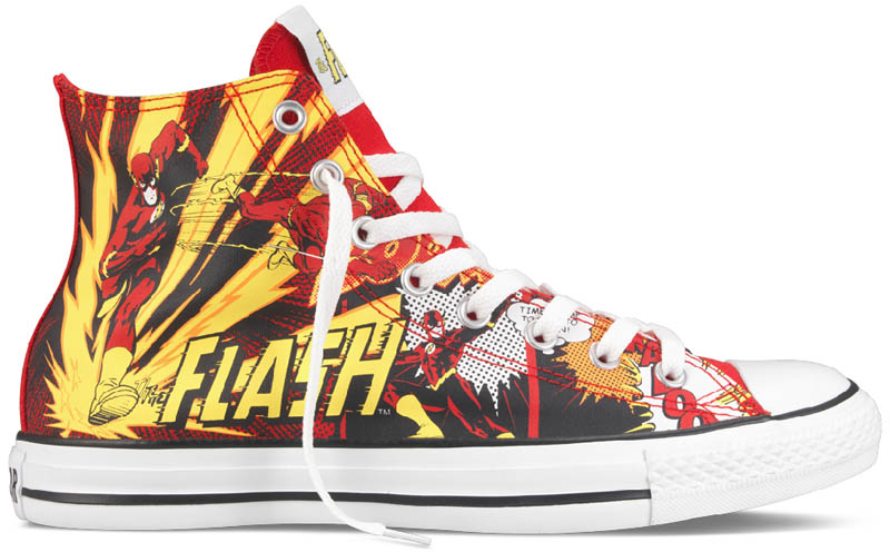 DC Comics x Converse Collection 4