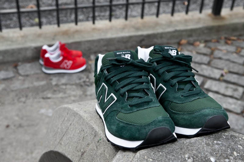 new balance nb 574 Green