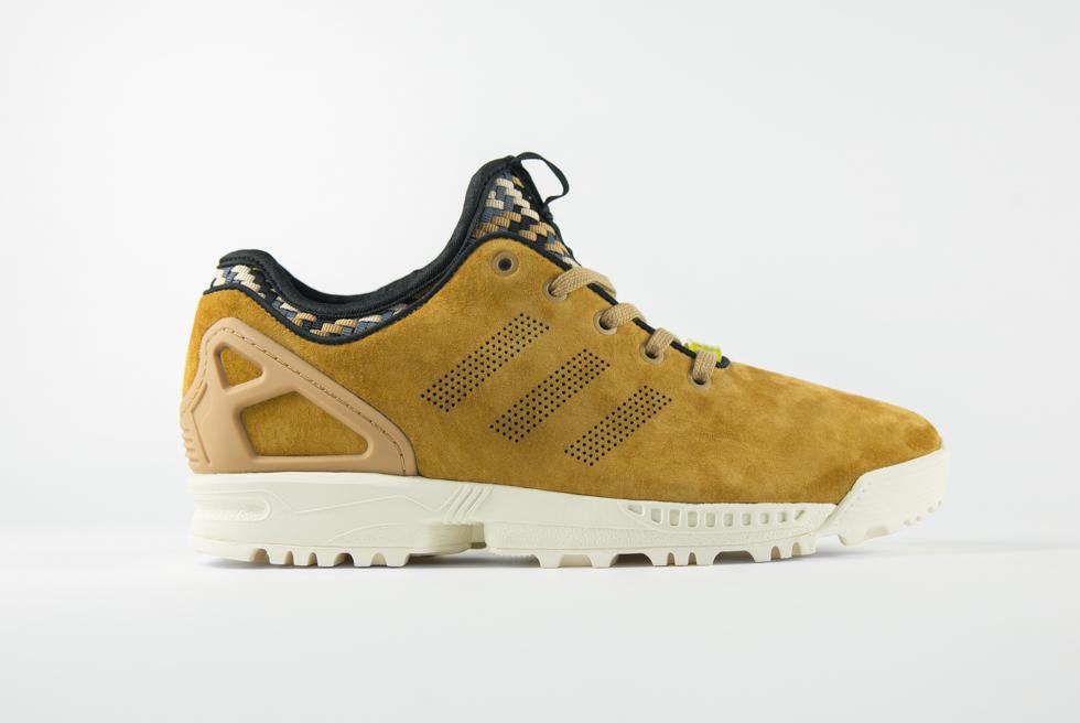 724b936374245 size  x adidas Originals ZX Flux NPS  Weave  Wheat