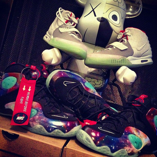 Sole Collector x Nike Zoom Rookie Galaxy Release Recap - jeffmeetsworld