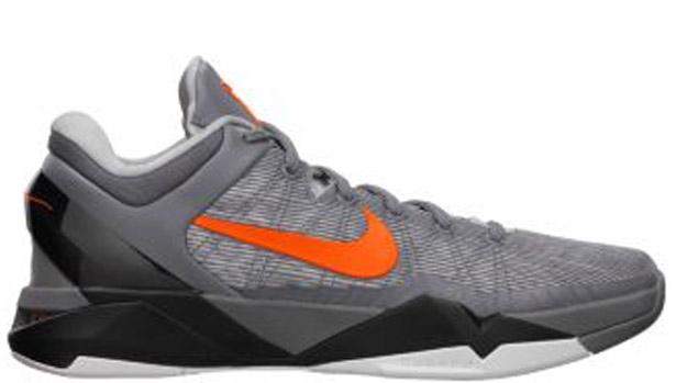 Nike Zoom Kobe 7 Wolf