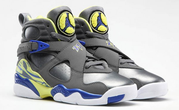 huge discount 1ec1f 58d19 Air Jordan 8 Retro GS - Laney | Sole Collector
