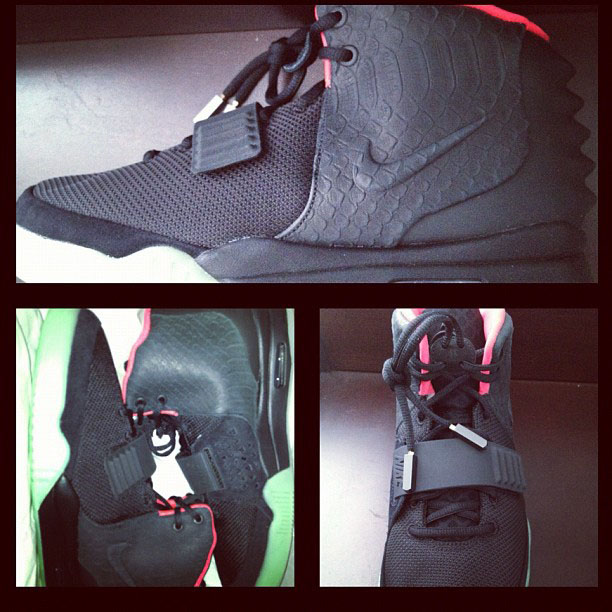 Nike Air Yeezy 2 - Fat Joe
