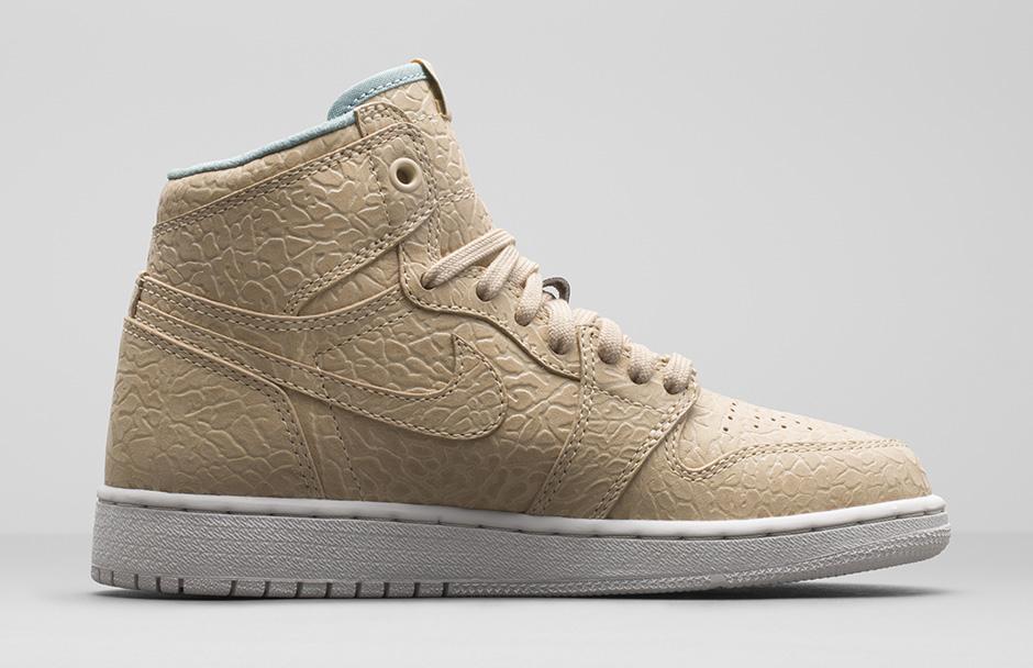 Air Jordan 1 beige