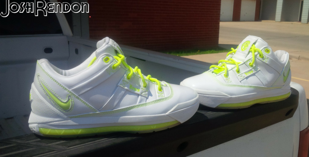 Spotlight // Pickups of the Week 7.14.13 - Nike Zoom LeBron III Low 4 Horsemen by snkrfiend23