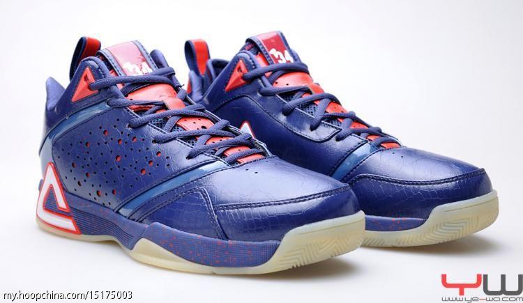 Peak Basketball Shoes Javale Mcgee