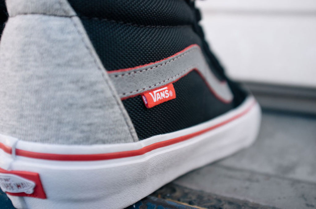 eaab286255 Active Ride Shop x Vans Sk8-Hi Pro  25th Anniversary