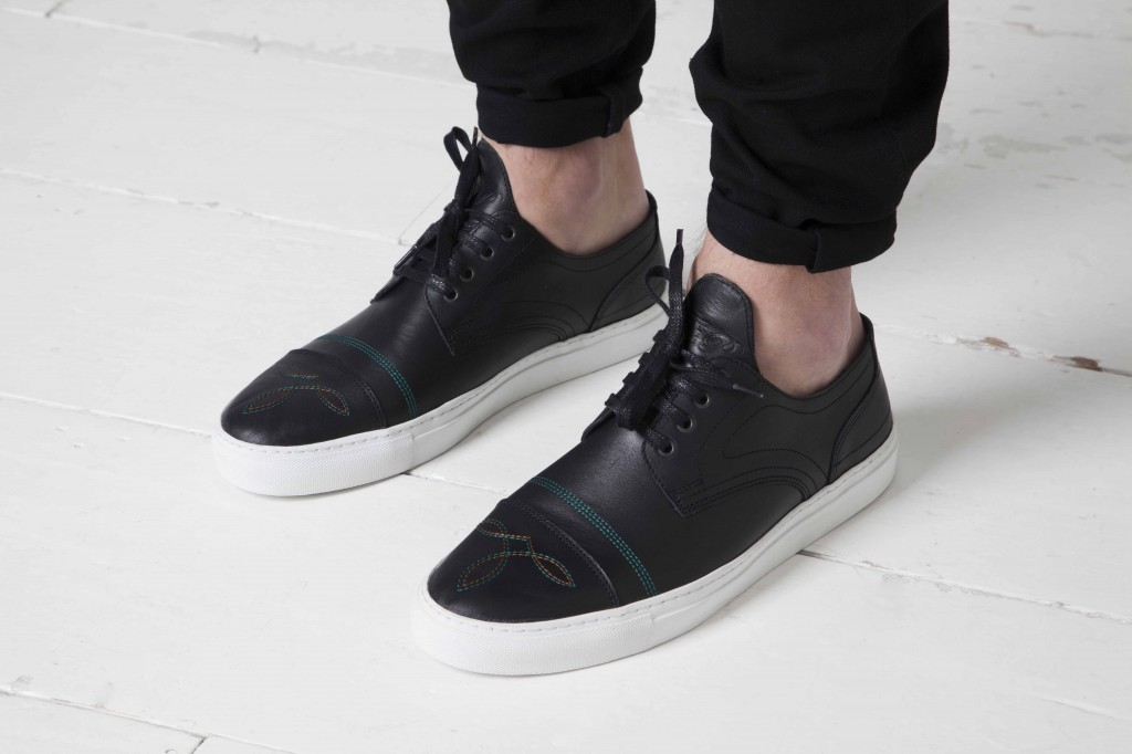 Filling Pieces Spring Summer 2014 low top stitch