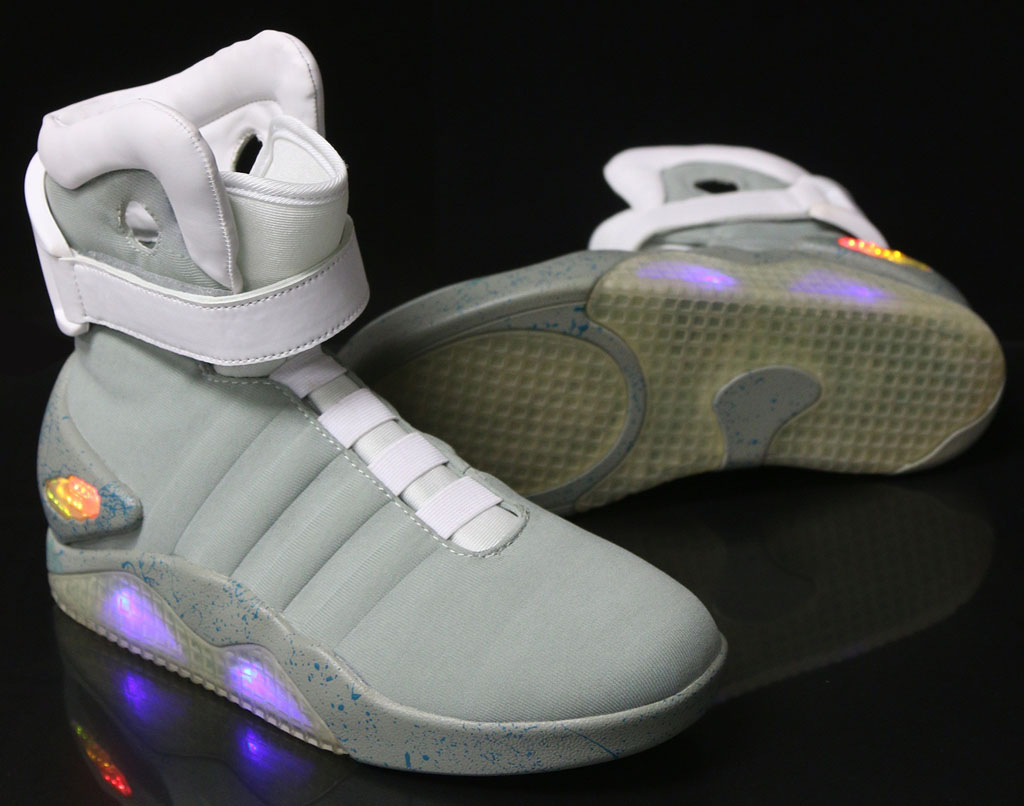 Cheap nike air mag china - Nike Mag Back To The Future Costume Shoes 1