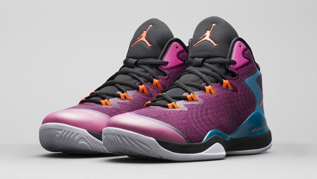 The newest addition to the Jordan Brand Super.Fly line has just been  announced.
