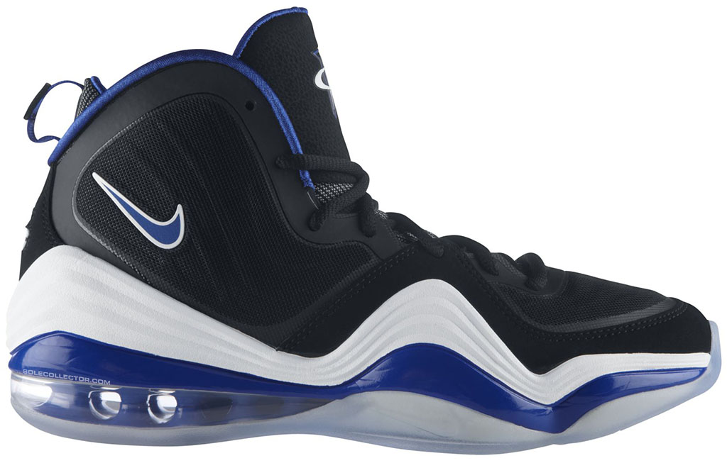 Buy 182012 Nike Air Penny 1 Men Blue White Shoes
