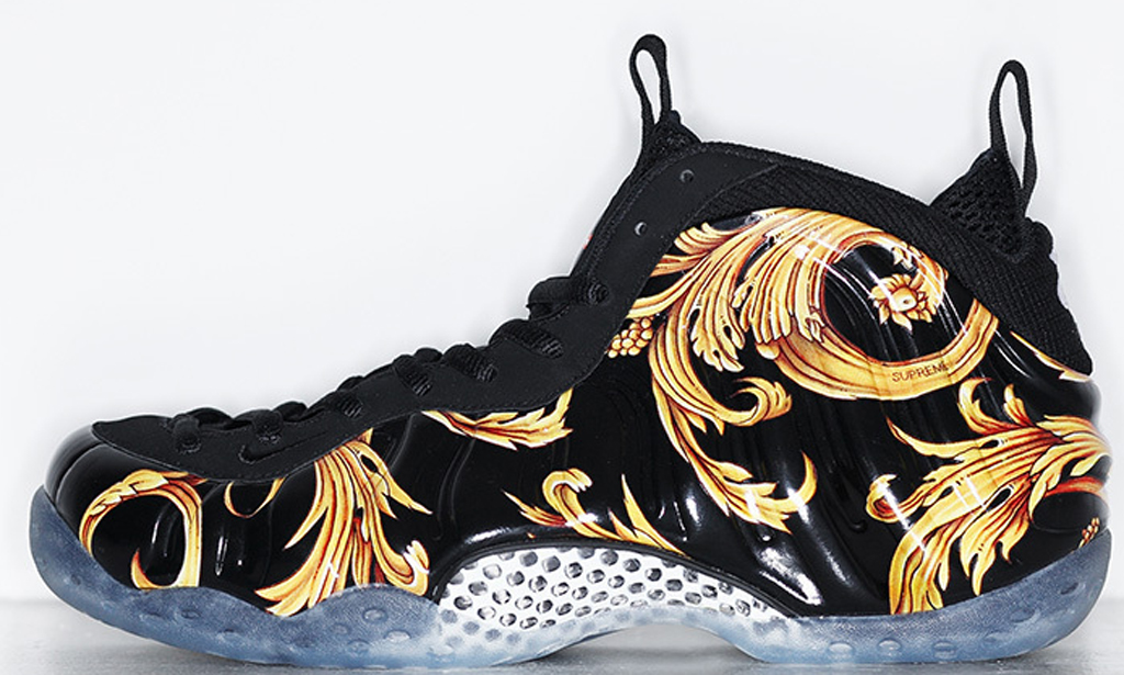 Every Foamposite With Graphics