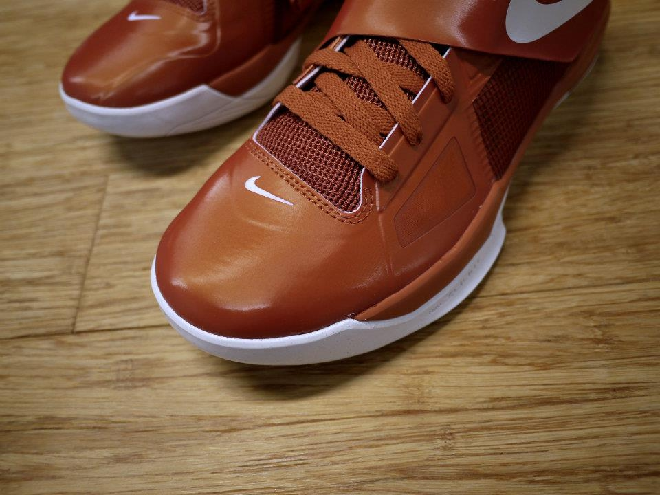 Nike Zoom KD IV 4 Texas Longhorns (2)
