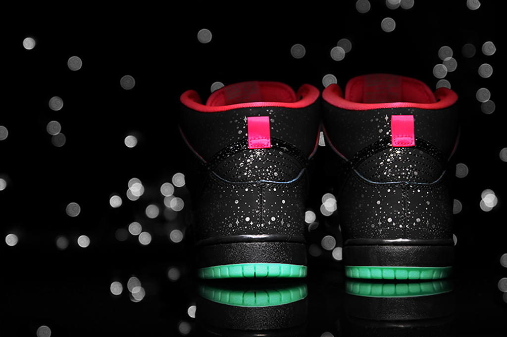 Another Look at the Premier x Nike SB Dunk High Premium  Northern Lights   898cf442e0