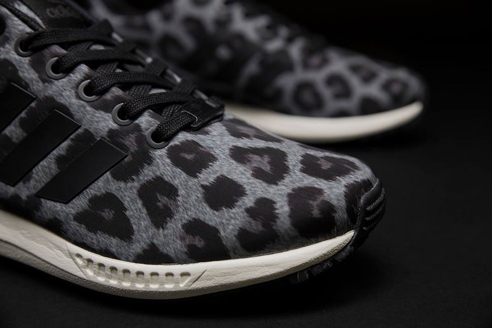 adidas Originals ZX Flux Pattern Pack Exclusive for Sneakersnstuff - Snow Leopard (6)