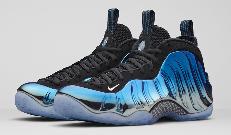 343e6f5f25d25 Blue Mirror Foams Images via Nike. by Brendan Dunne