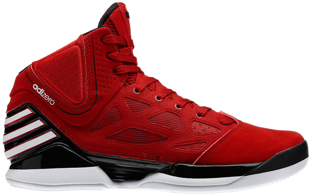 The 10 Best Chicago Bulls Sneakers That Aren't Air Jordans: adidas Rose 2.5 (1)