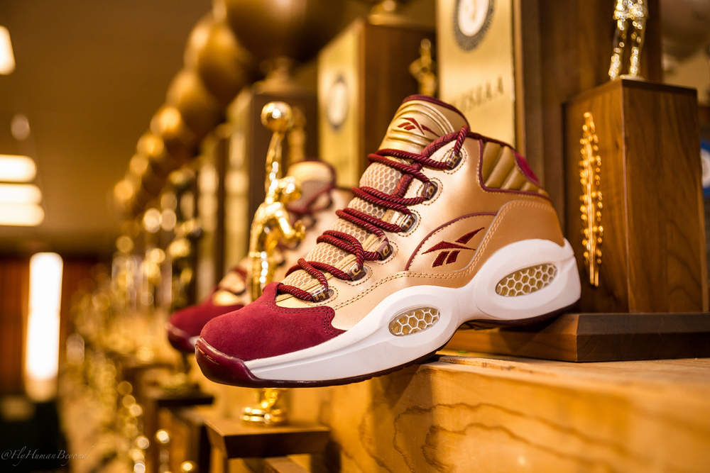 aa750122963 Reebok ressurects a classic Question player exclusive with the help of Packer  Shoes.