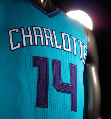 Charlotte Hornets Unveil New Uniforms for 2014-2015 Season (14)